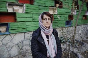 L'avv. Narin Sotoudeh