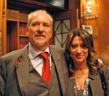 L'avv. Romolo Reboa e l'avv. Rosa Ierardi